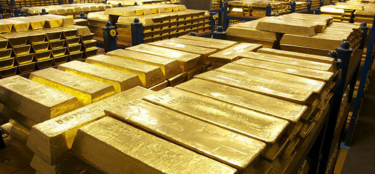 UK's Gold market one step closer to being run on the Blockchain