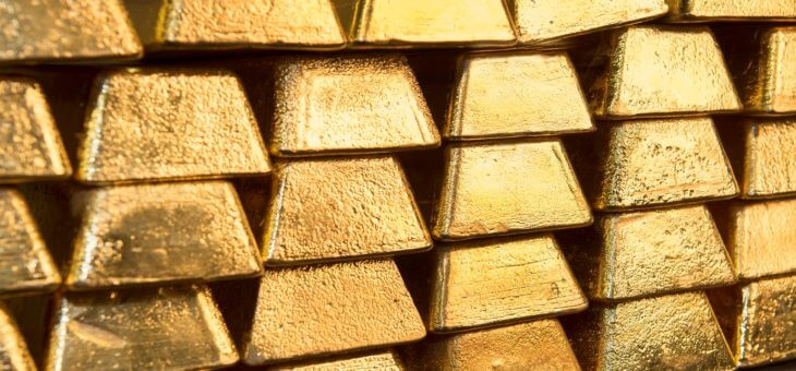 Move Over Fort Knox: Here's An Actual Look Inside Russia's Gold Vaults At Their Gold Reserves