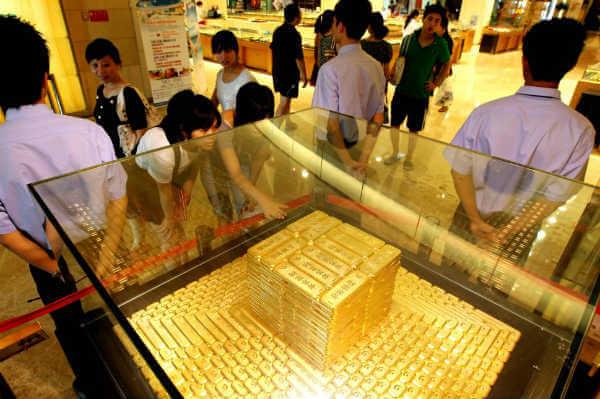 Buy gold bars in Malaysia